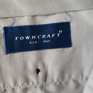Towncraft Pants - Gray Men's Dress Slacks